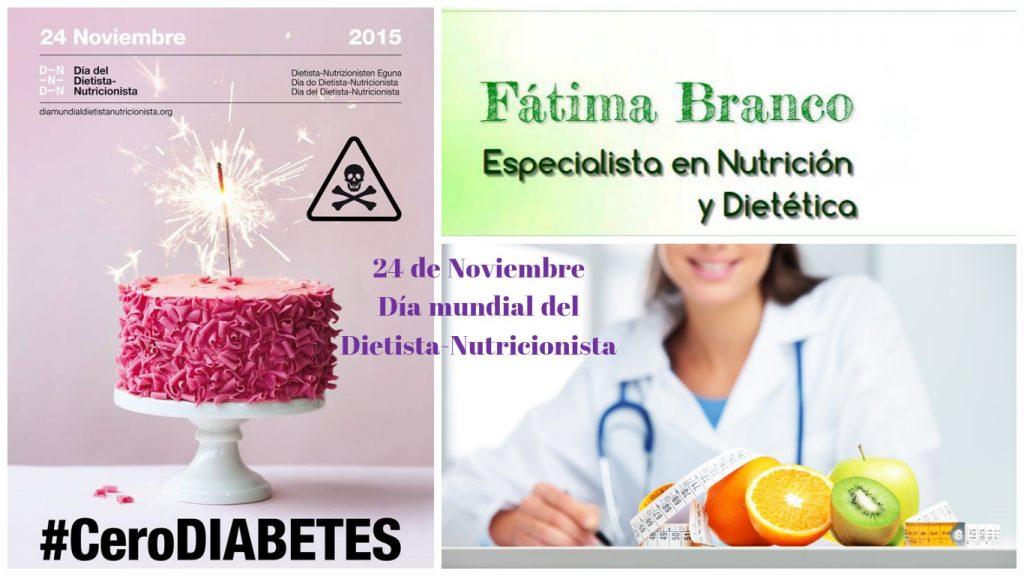 Día mundial del dietista- nutricionista